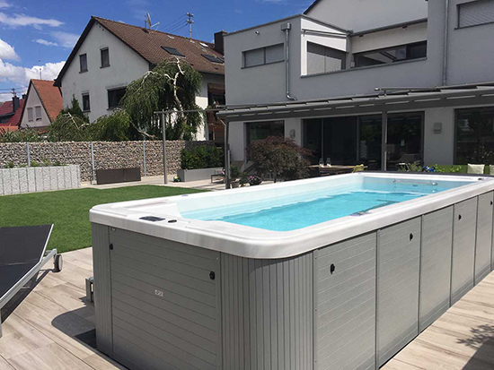 Gartenwhirlpool in 76872 Minfeld