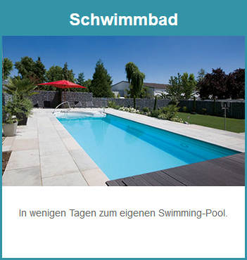 Schwimming-Pool in  Dettenheim